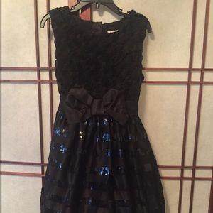 Lovely Black Party Dress.
